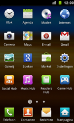 Samsung I9100 Galaxy S II - Internet - handmatig instellen - Stap 3