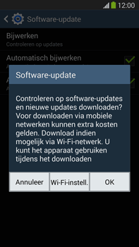 Samsung N9005 Galaxy Note III LTE - Software updaten - Update installeren - Stap 8