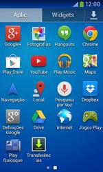 Samsung Galaxy Trend Plus - Aplicações - Como pesquisar e instalar aplicações -  3