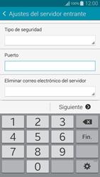 Samsung G850F Galaxy Alpha - E-mail - Configurar correo electrónico - Paso 10