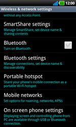 LG P970 Optimus Black - Network - Usage across the border - Step 5