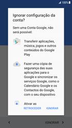 Samsung Galaxy S7 - Android Nougat - Primeiros passos - Como ligar o telemóvel pela primeira vez -  10
