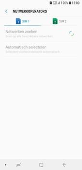 Samsung galaxy-a6-sm-a600fn-ds - Netwerk selecteren - Handmatig een netwerk selecteren - Stap 10