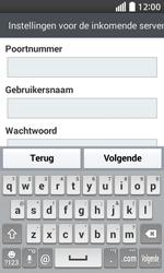 LG D320 L70 - E-mail - Account instellen (IMAP met SMTP-verificatie) - Stap 10