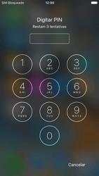 Apple iPhone iOS 10 - Internet (APN) - Como configurar a internet do seu aparelho (APN Nextel) - Etapa 16