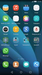 Huawei P8 Lite - Aplicações - Como configurar o WhatsApp -  4