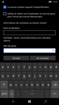 Microsoft Lumia 950 XL - E-mail - Configuration manuelle - Étape 17