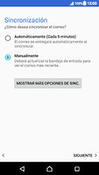 Sony Xperia XZ (F8331) - E-mail - Configurar Yahoo! - Paso 10