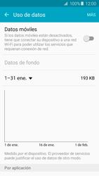 Samsung Galaxy A5 (2016) - Internet - Activar o desactivar la conexión de datos - Paso 6