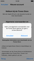 Apple iPhone 5c iOS 9 - Applicaties - Account aanmaken - Stap 11