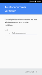 HTC 10 - Applicaties - Account aanmaken - Stap 7