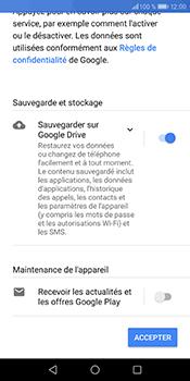 Huawei P Smart - Applications - Créer un compte - Étape 17