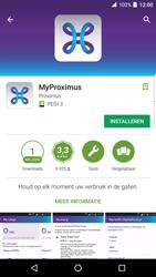 BlackBerry DTEK 50 - Applicaties - MyProximus - Stap 9