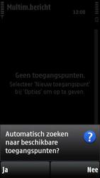 Nokia X6-00 - Mms - Handmatig instellen - Stap 8