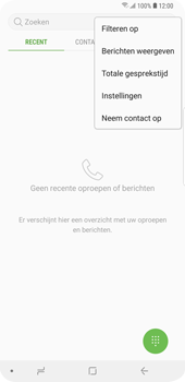 Samsung Galaxy S9 Plus - Bellen - bellen via wifi (VoWifi) - Stap 5