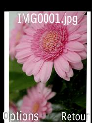 Doro Phone Easy 631 - Photos, vidéos, musique - Prendre une photo - Étape 8