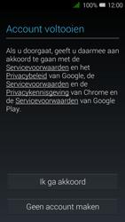 Alcatel OneTouch PIXI 3 (4.5) 3G (OT-4027X) - Applicaties - Account aanmaken - Stap 14