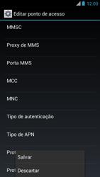 Motorola XT910 RAZR - Internet (APN) - Como configurar a internet do seu aparelho (APN Nextel) - Etapa 16