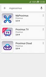 Samsung Galaxy Xcover 3 VE - Applications - MyProximus - Étape 7