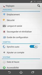 Sony Xperia Z3 Compact - Sécuriser votre mobile - Activer le code de verrouillage - Étape 4