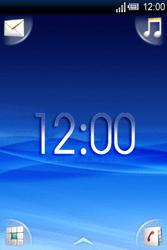 Sony Ericsson Xperia X8 - Internet - Hoe te internetten - Stap 1
