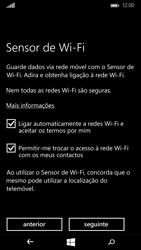 Microsoft Lumia 535 - Primeiros passos - Como ligar o telemóvel pela primeira vez -  9