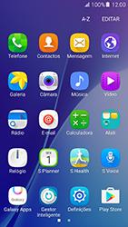 Samsung Galaxy A5 (2016) (A510F) - Wi-Fi - Como ligar a uma rede Wi-Fi -  3