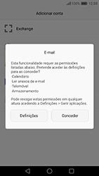 Huawei P9 - Email - Configurar a conta de Email -  6