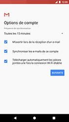 Google Pixel - E-mail - Configuration manuelle (outlook) - Étape 10