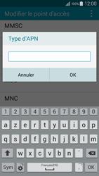 Samsung A500FU Galaxy A5 - Internet - configuration manuelle - Étape 14