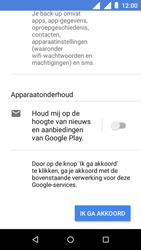 Nokia 1 - Applicaties - Account instellen - Stap 15