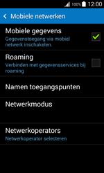 Samsung Trend 2 Lite (G318H) - Internet - Handmatig instellen - Stap 8