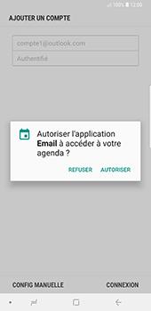 Samsung Galaxy Note 9 - E-mails - Ajouter ou modifier votre compte Outlook - Étape 11