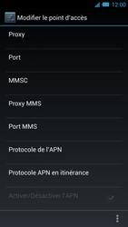 Acer Liquid S2 - Mms - Configuration manuelle - Étape 13