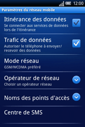 Sony Ericsson Xperia X8 - Internet - Configuration manuelle - Étape 6