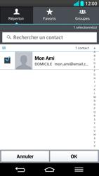LG G2 - E-mails - Envoyer un e-mail - Étape 7