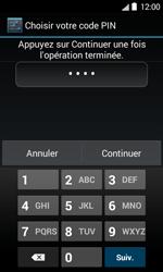 Bouygues Telecom Bs 403 - Sécuriser votre mobile - Activer le code de verrouillage - Étape 8