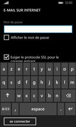 Microsoft Lumia 435 - E-mail - Configuration manuelle - Étape 18