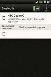 HTC A320e Desire C - Bluetooth - headset, carkit verbinding - Stap 6