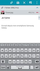 Samsung G800F Galaxy S5 Mini - E-mail - Envoi d