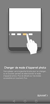 Huawei P20 pro - Photos, vidéos, musique - Prendre une photo - Étape 3