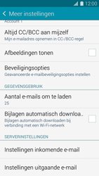 Samsung G901F Galaxy S5 4G+ - E-mail - Instellingen KPNMail controleren - Stap 18