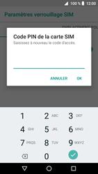 Crosscall Core X3 - Sécuriser votre mobile - Personnaliser le code PIN de votre carte SIM - Étape 9