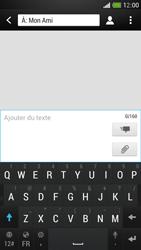 HTC One Mini - MMS - envoi d'images - Étape 6