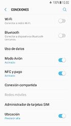 Samsung Galaxy J5 (2017) - Funciones básicas - Activar o desactivar el modo avión - Paso 6