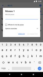 Google Pixel 2 - WiFi et Bluetooth - Configuration manuelle - Étape 8