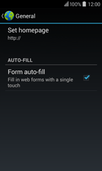 Acer Liquid Z200 - Internet - Manual configuration - Step 28