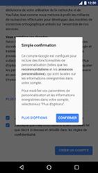 LG Nexus 5X - Android Oreo - Applications - Créer un compte - Étape 16