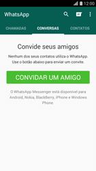 Huawei G620s - Aplicações - Como configurar o WhatsApp -  11
