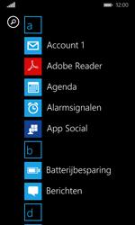 Microsoft Lumia 435 - E-mail - E-mails verzenden - Stap 3